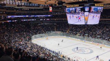 Se ishockey live hos spiludbyderne