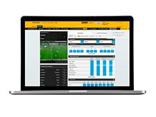 Se italiensk fodbold på nettet hos Betfair